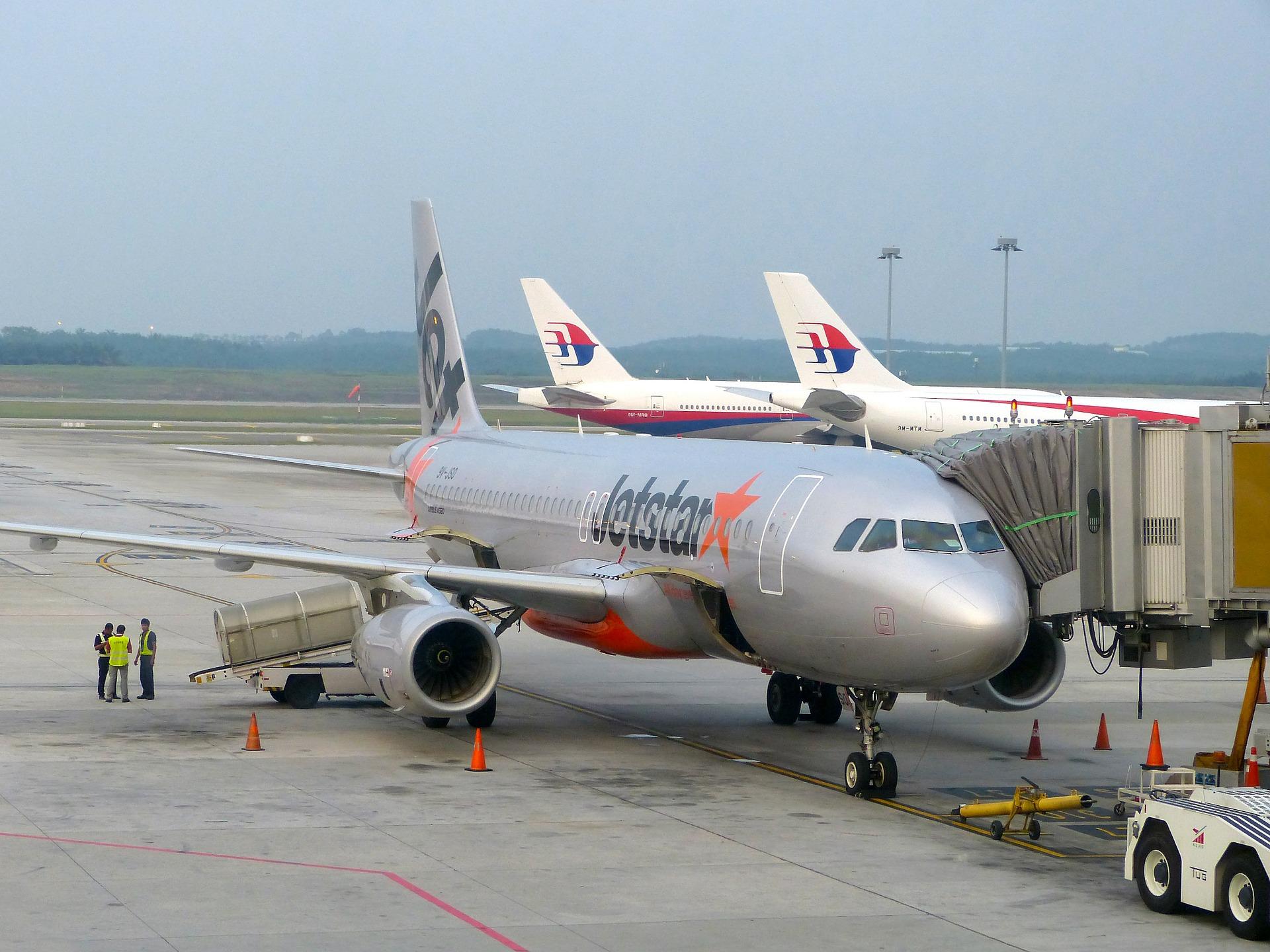 Jetstar A320 2