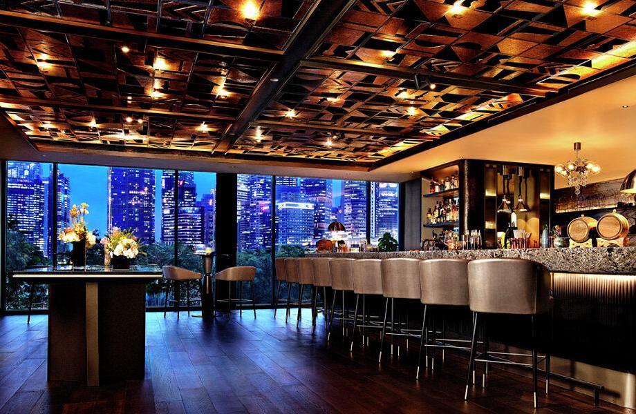 MO Bar (Mandarin Oriental)
