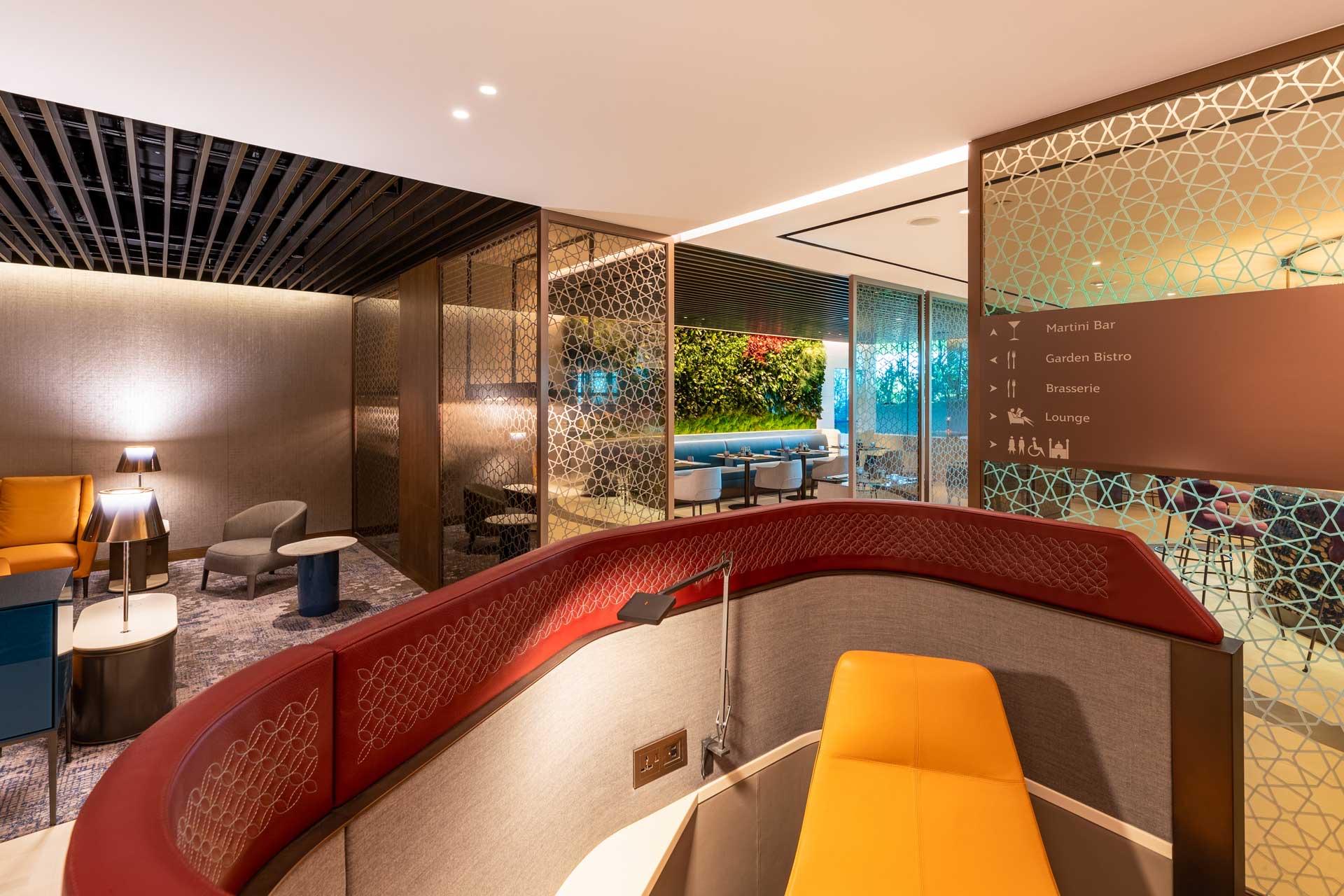 Relaxation Pod (Qatar Airways)