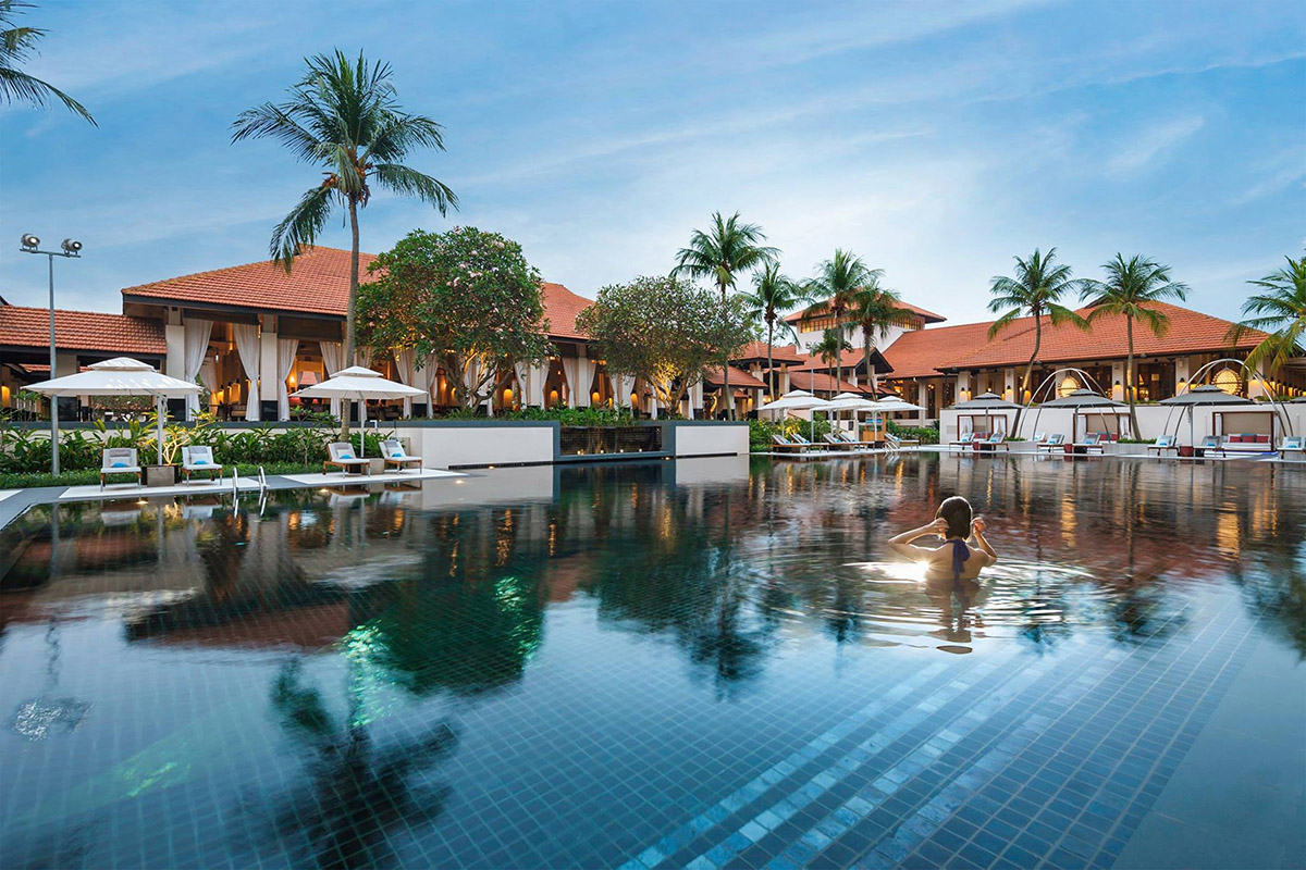 Sofitel Sentosa Pool Small (Accor)