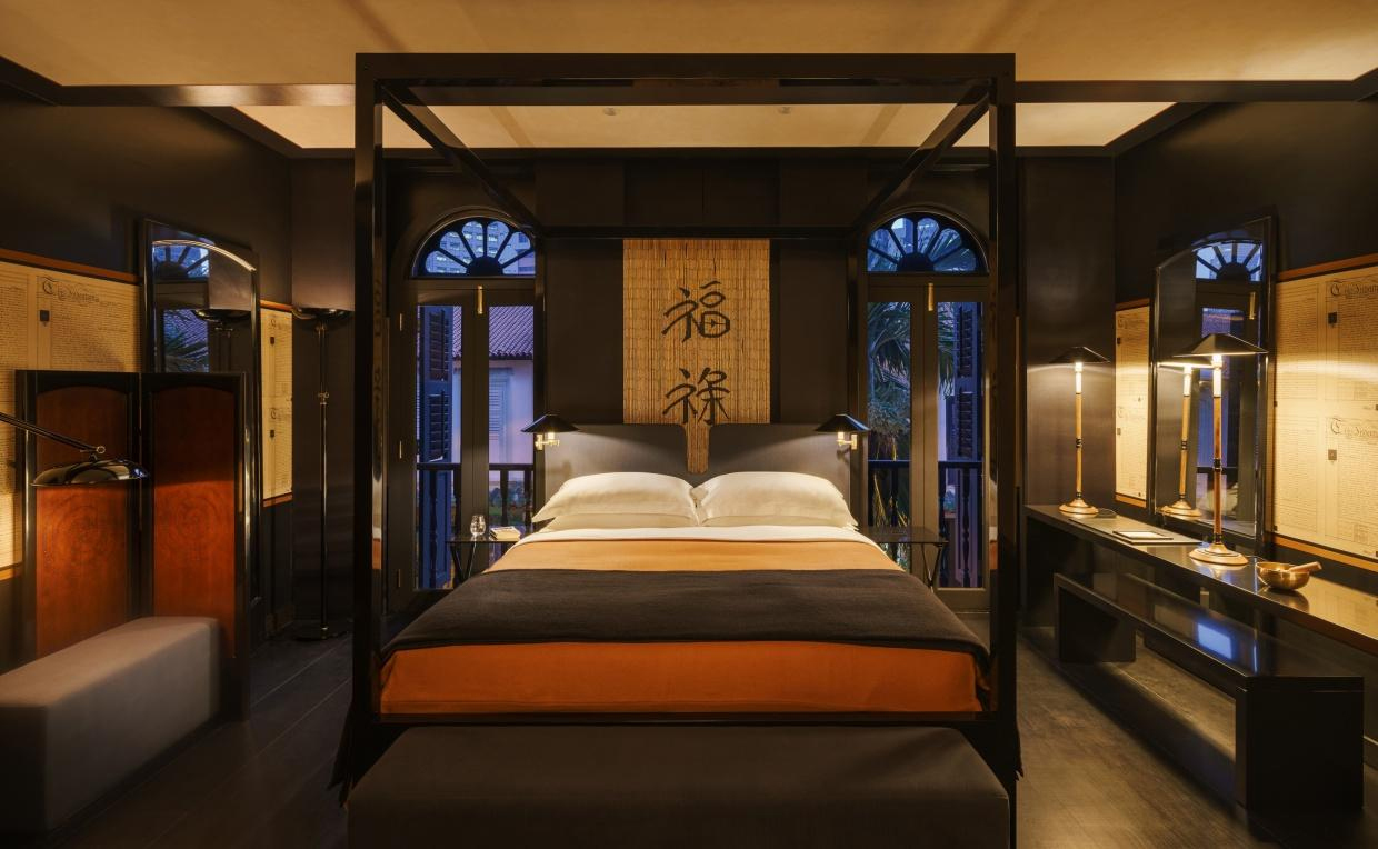 Bedroom (Six Senses)