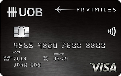 Card Visa Small