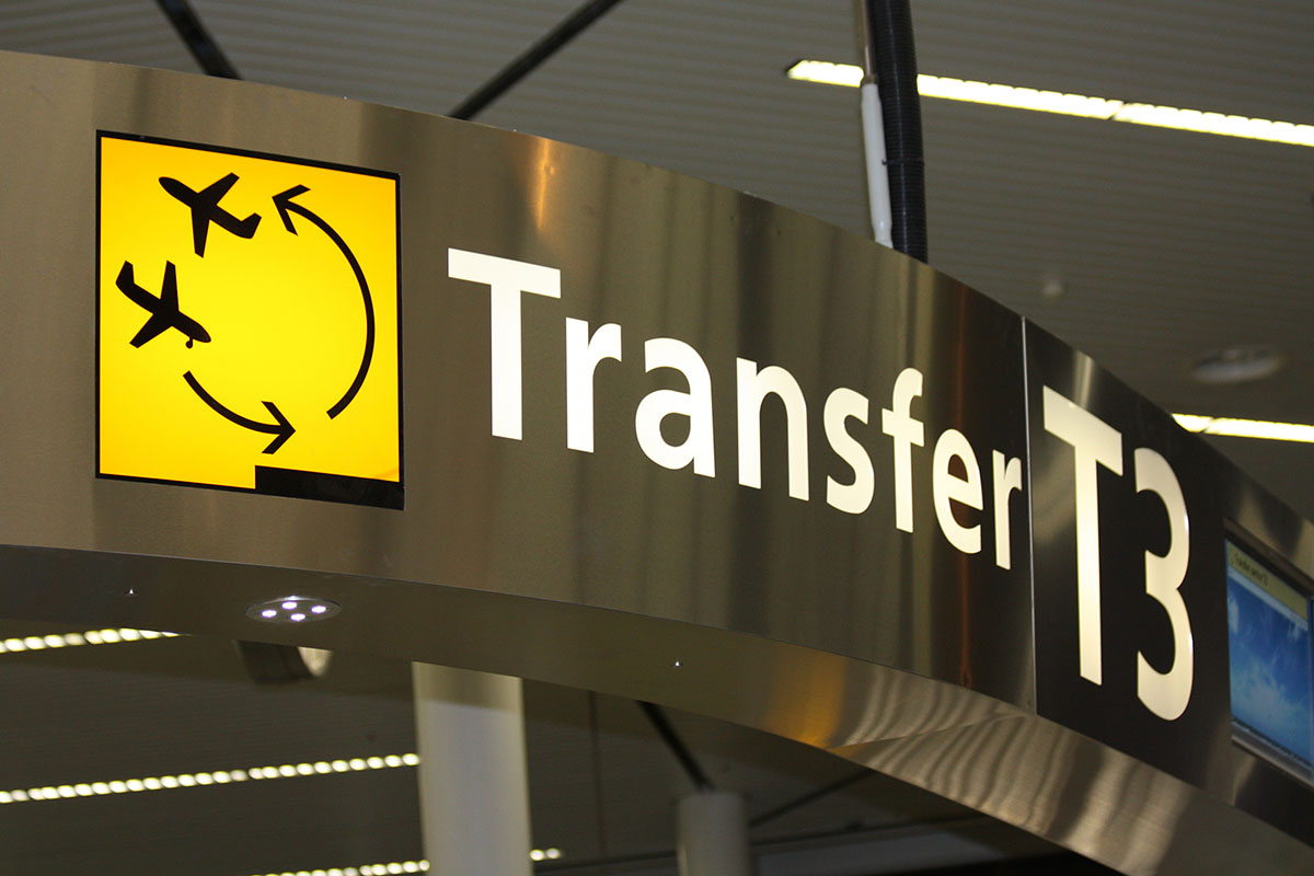 Transfer T3 Sign Small (SS)