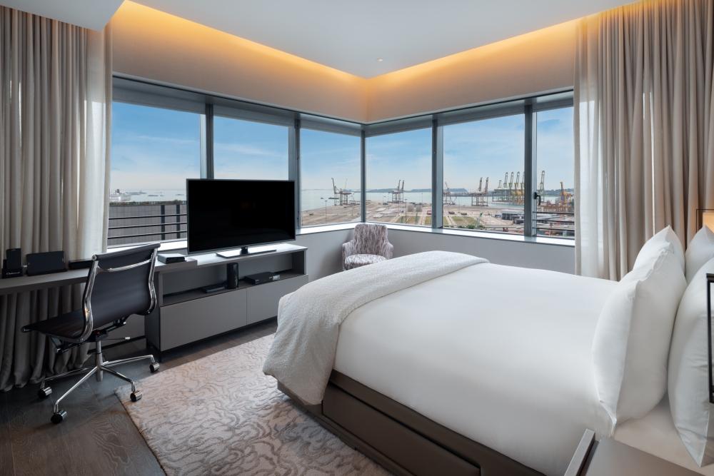 1-Bedroom Premier - Bedroom