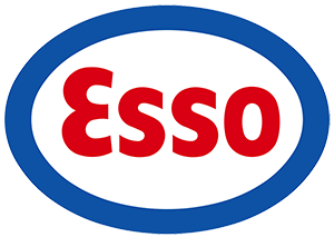 This image has an empty alt attribute; its file name is Esso.png