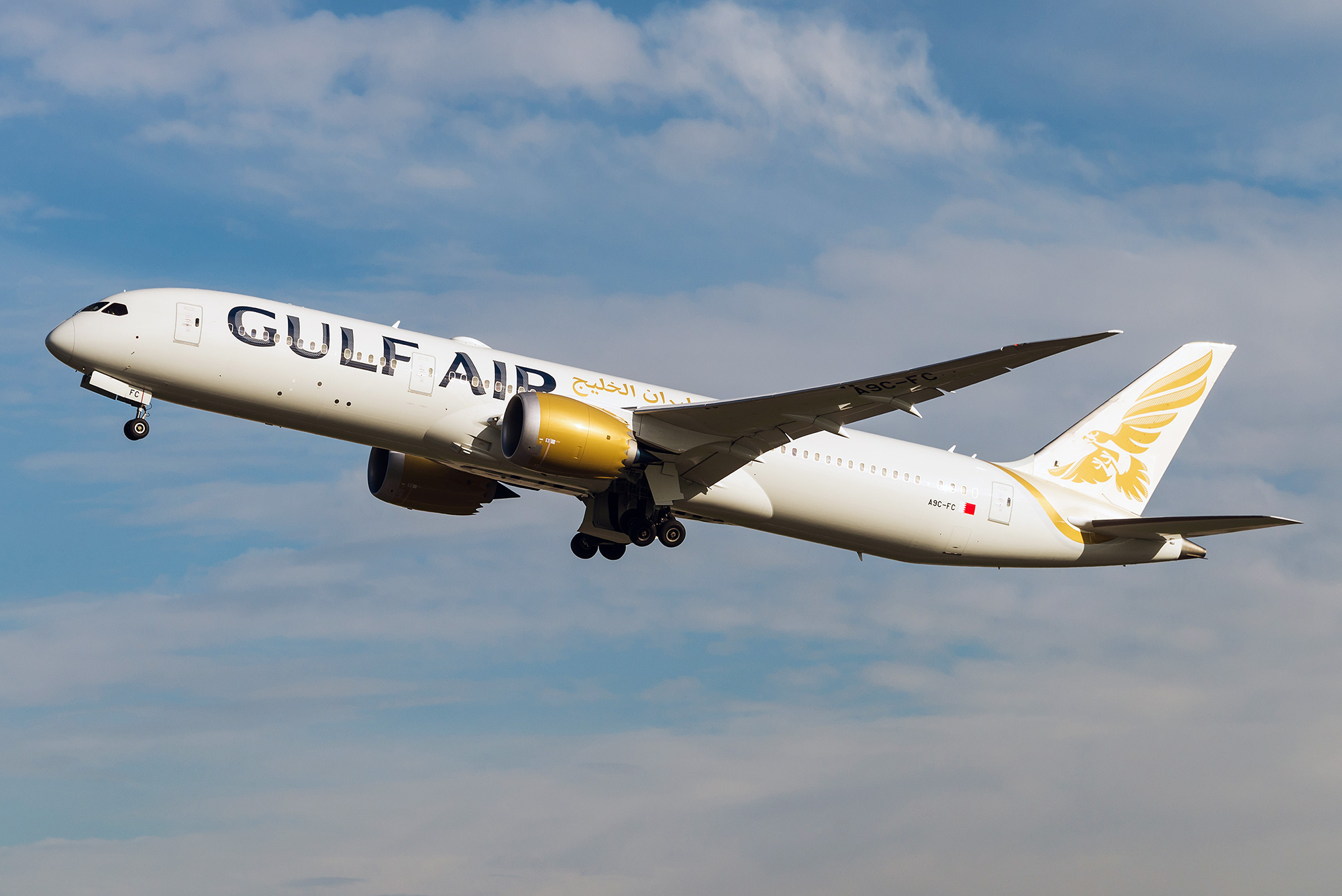 Gulf Air returns to Singapore for the first time in 13 years