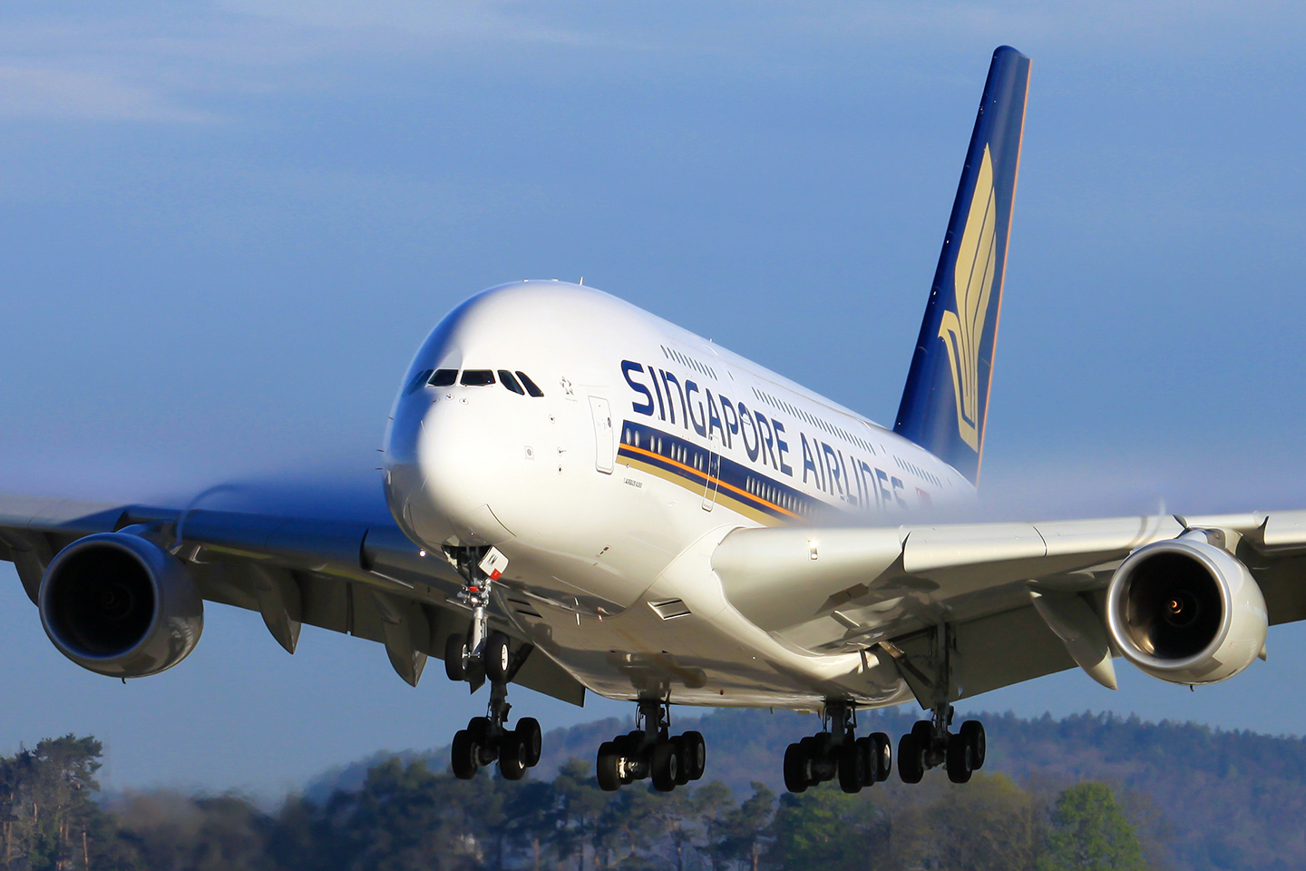 Singapore Airlines moves A380s to Alice Springs and Sydney