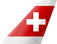 This image has an empty alt attribute; its file name is Swissair-small.png